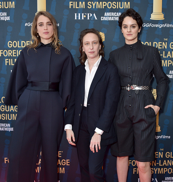 Motion Picture Association of America Award「HFPA's 2020 Golden Globes Awards Best Motion Picture - Foreign Language Symposium」:写真・画像(19)[壁紙.com]