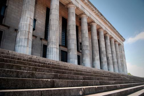 Architectural Column「Courtroom」:スマホ壁紙(5)