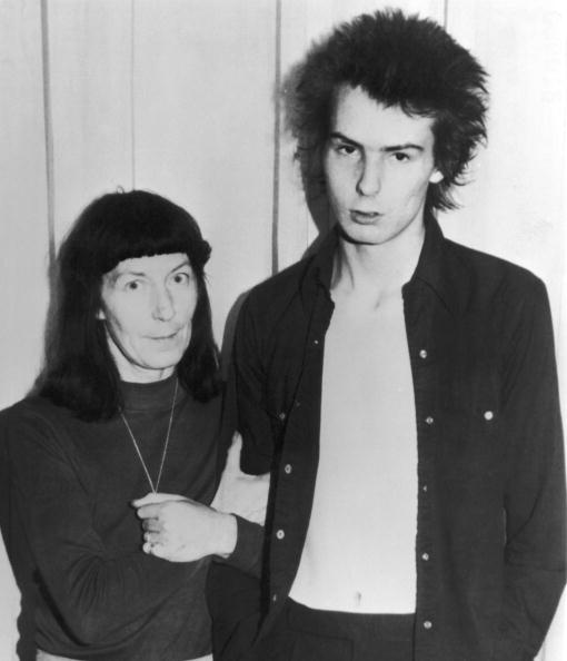 Rock Music「Sid Vicious And Mum」:写真・画像(1)[壁紙.com]