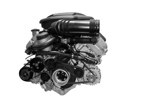 Piston「Car engine isolated on white」:スマホ壁紙(2)