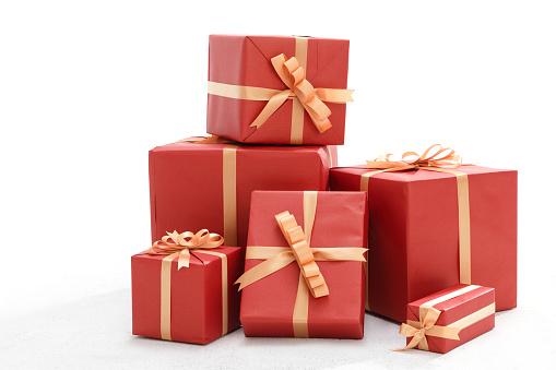 Christmas Present「Gift box」:スマホ壁紙(17)
