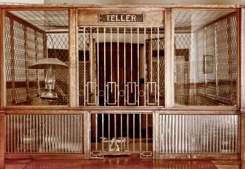 Antique「Vintage Bank Counter」:スマホ壁紙(9)