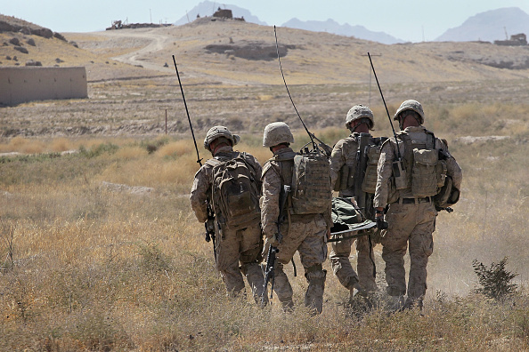 Afghanistan「US Marines Patrol Remote Part Of Helmand Province Near Kajaki Dam」:写真・画像(12)[壁紙.com]