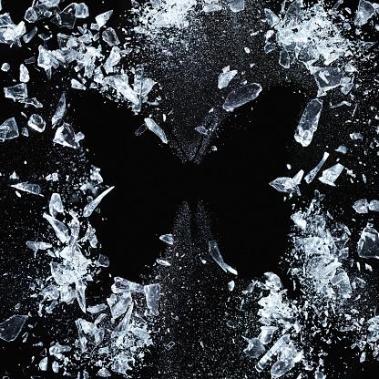Chaos「Butterfly effect」:スマホ壁紙(15)
