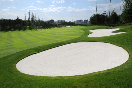 Sand Trap「Golf Bunker - XLarge」:スマホ壁紙(7)