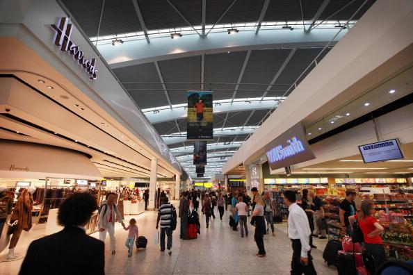 Heathrow Airport「Behind The Scenes At Heathrow's Terminal Five」:写真・画像(12)[壁紙.com]