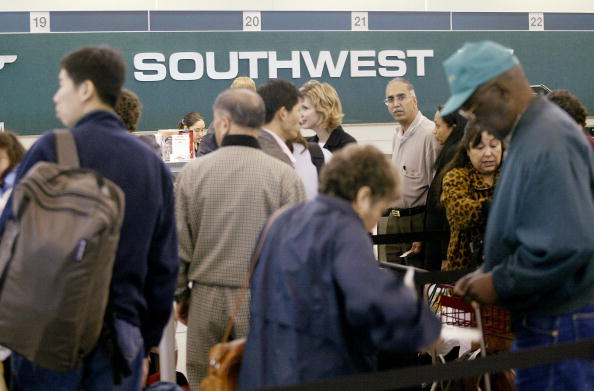 Making Money「Southwest Airlines Posts 1st Quarter Profit」:写真・画像(6)[壁紙.com]