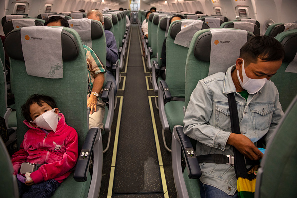 Commercial Airplane「Concerns COVID-19 Cases Are Going Unreported In Southeast Asia」:写真・画像(7)[壁紙.com]