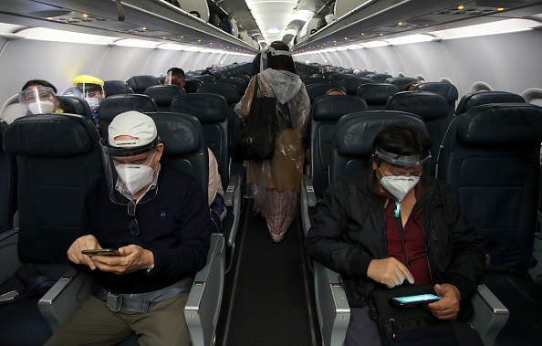 Passenger「Domestic Flights and Buses Resume in Peru After 120 Days」:写真・画像(0)[壁紙.com]