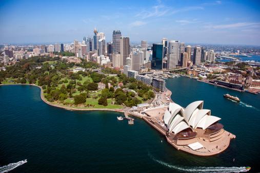 Sydney「Sydney」:スマホ壁紙(1)