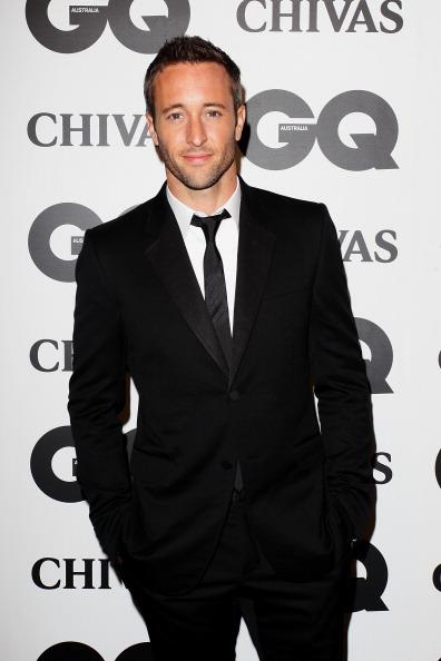 アレックス オローリン「GQ Australia Men Of The Year Awards 2011」:写真・画像(10)[壁紙.com]