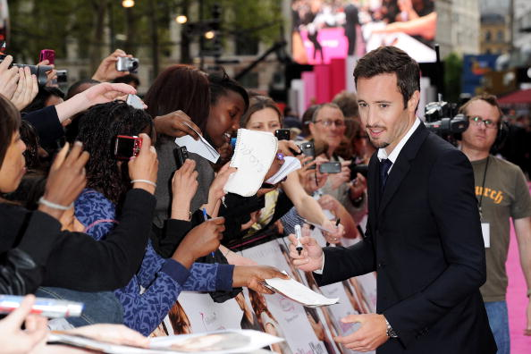 アレックス オローリン「The Back-Up Plan:UK Film Premiere - Outside Arrivals」:写真・画像(19)[壁紙.com]