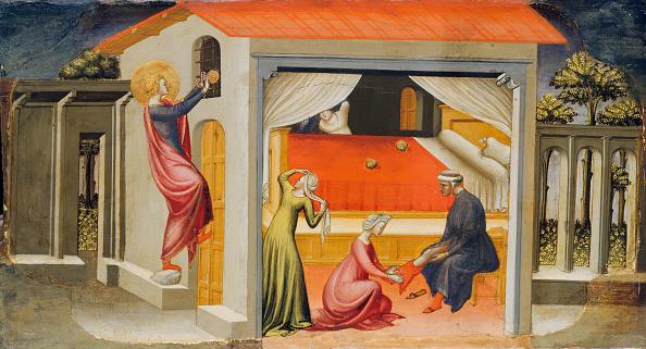 Architectural Feature「Saint Nicholas Providing Dowries」:写真・画像(18)[壁紙.com]