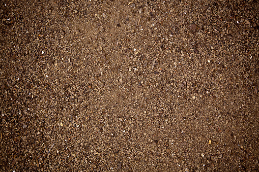 Gravel「Abstract background with playground sand texture」:スマホ壁紙(16)