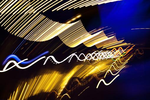 Quantum Computing「Abstract background」:スマホ壁紙(11)
