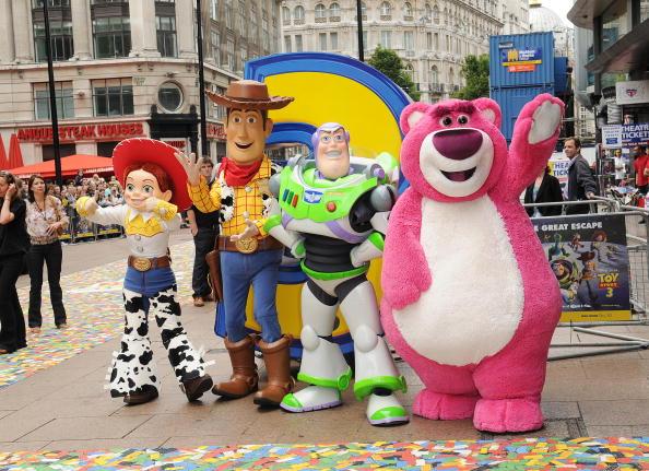 Toy Story 3「Toy Story 3 - UK Film Premiere: Outside Arrivals」:写真・画像(0)[壁紙.com]