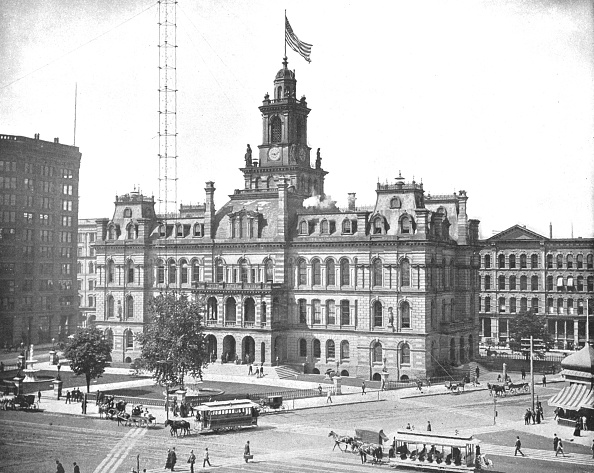 Government Building「City Hall」:写真・画像(14)[壁紙.com]