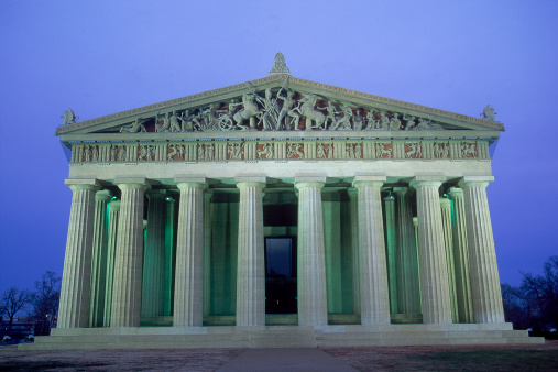 God「The Parthenon in Centennial Park, Nashville, TN」:スマホ壁紙(13)