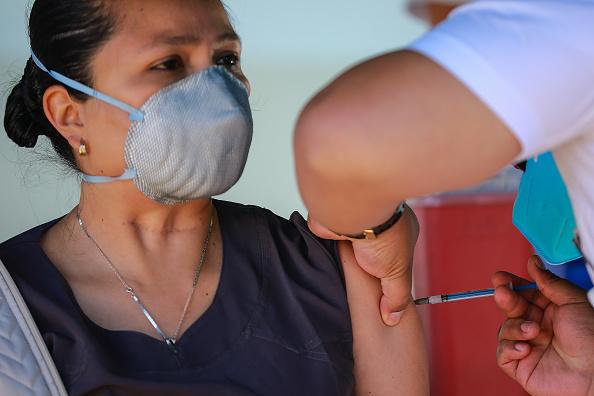 Mexico「Mexico Continues COVID-19 Vaccination Campaign」:写真・画像(6)[壁紙.com]