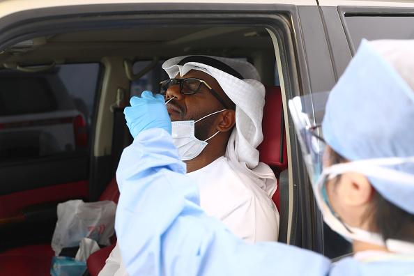 Persian Gulf Countries「The UAE Adjusts To Life Under The Coronavirus Pandemic」:写真・画像(8)[壁紙.com]