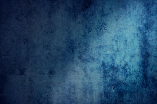 Deterioration「Blue dirty background」:スマホ壁紙(14)