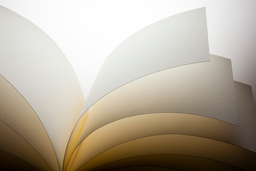 Wisdom「Abstract Paper Background」:スマホ壁紙(16)