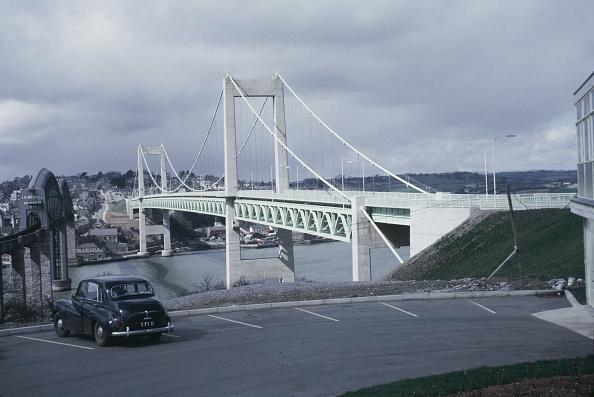 Suspension Bridge「Tamar Bridges」:写真・画像(16)[壁紙.com]