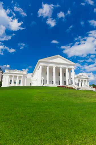 Virginia - US State「Virginia State Capitol Building In Richmond」:スマホ壁紙(5)