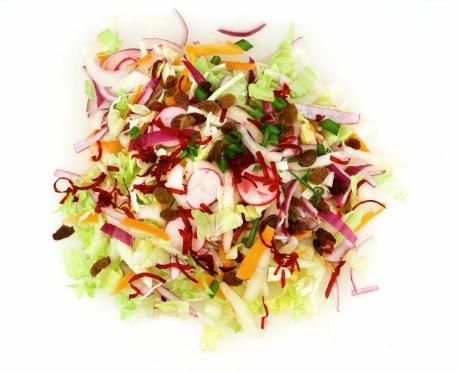 Chopped Food「Mixed Salad」:スマホ壁紙(6)