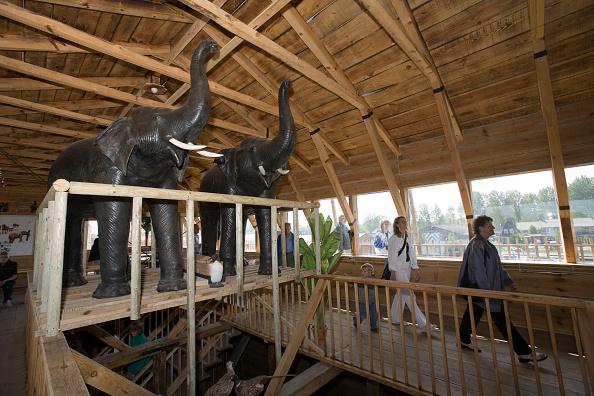Netherlands「Replica Of Noah's Arc Open To Public」:写真・画像(4)[壁紙.com]