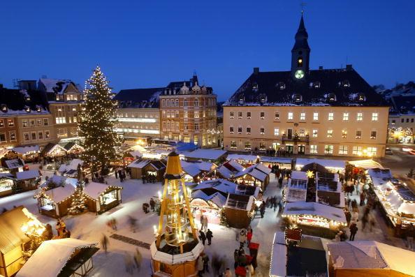 Scenics - Nature「Traditional German Christmas Market」:写真・画像(18)[壁紙.com]