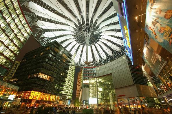 Architecture「Sony and Daimler to Sell Potsdamer Platz Properties」:写真・画像(7)[壁紙.com]