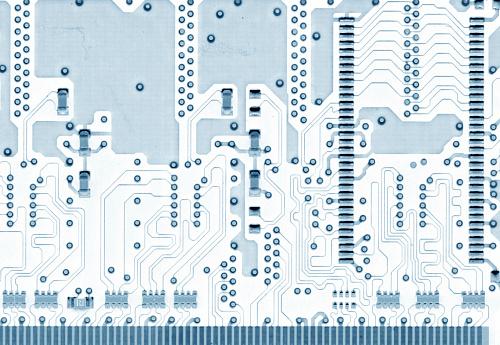 Soldered「Circuit Background」:スマホ壁紙(17)