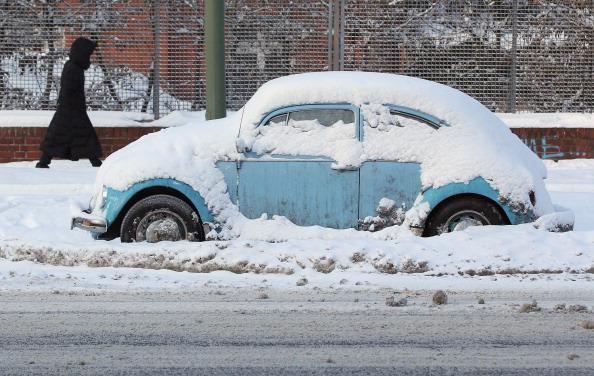 Volkswagen「Winter Hits Germany」:写真・画像(7)[壁紙.com]