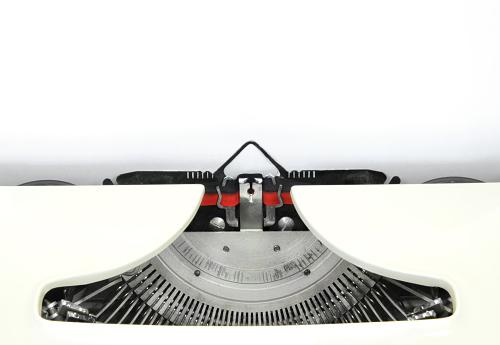 Writing「Typewriter」:スマホ壁紙(13)