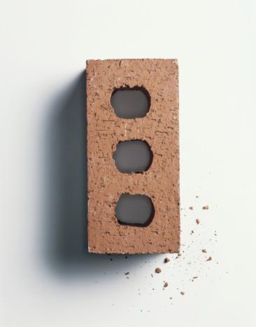 Hole「Red brick, overhead view」:スマホ壁紙(19)