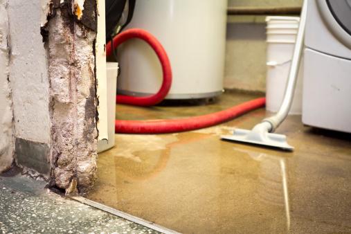 Environmental Cleanup「Water damaged basement」:スマホ壁紙(19)