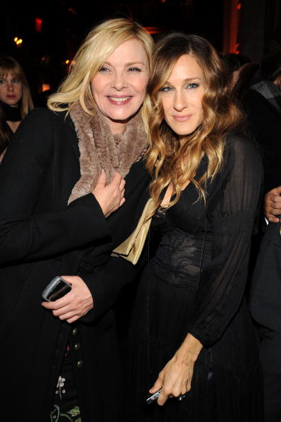 """Sarah Jessica Parker「Premiere Of """"Did You Hear About The Morgans?"""" - After Party」:写真・画像(8)[壁紙.com]"""