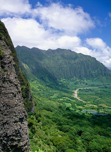 コオラウ山脈「Koolau Mountains on Windward Oahu」:スマホ壁紙(6)