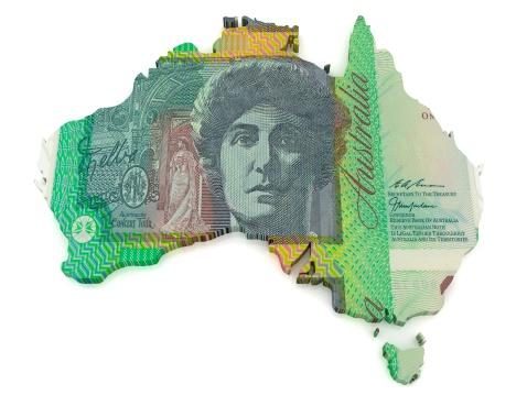 Currency「Australia Map」:スマホ壁紙(19)