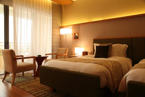 Brown「Luxury Hotel Room」:スマホ壁紙(11)