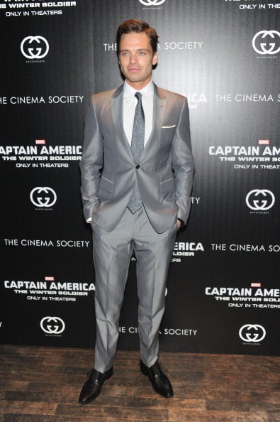 "Captain America: The Winter Soldier「The Cinema Society & Gucci Guilty Host A Screening Of Marvel's ""Captain America: The Winter Soldier"" - Arrivals」:写真・画像(18)[壁紙.com]"