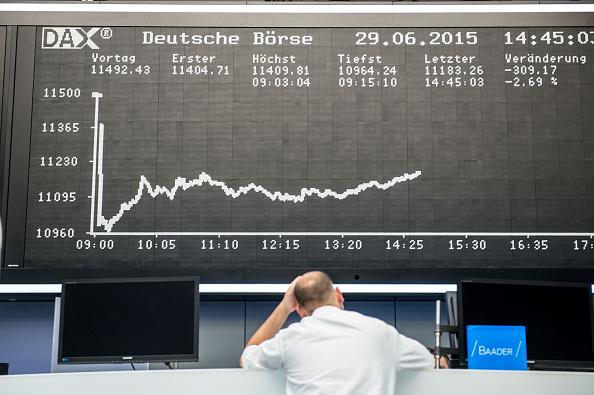Recovery「DAX Drops Sharply, Recovers Following Greece Turmoil」:写真・画像(17)[壁紙.com]