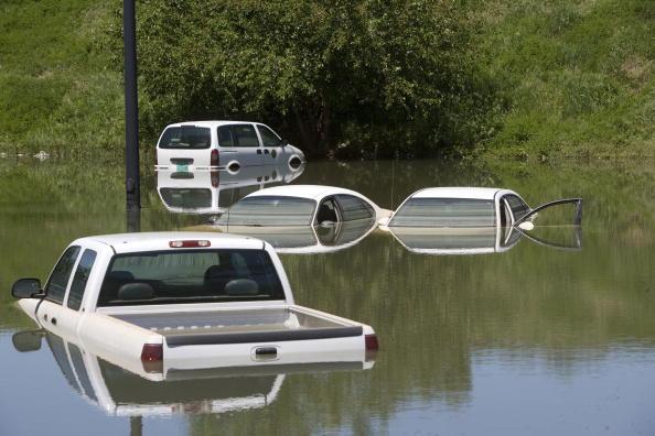 Torrential Rain「Massive Rainstorms Wreak Havoc On Nashville」:写真・画像(16)[壁紙.com]