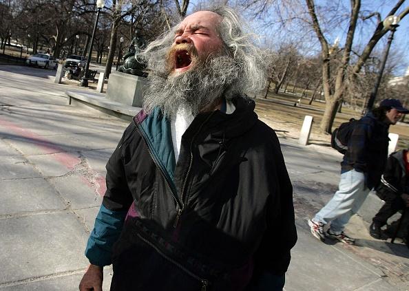 Homelessness「Homeless Man Set On Fire In Boston Park」:写真・画像(12)[壁紙.com]