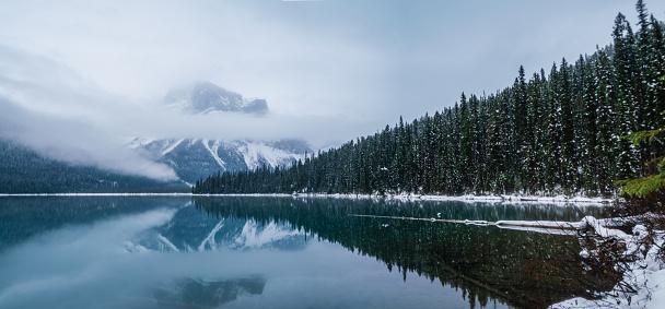 Yoho National Park「Natural Landscape - Emerald Lake - Yoho National Park - British Columbia」:スマホ壁紙(7)