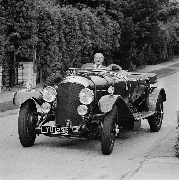 Bentley「W. O. Bentley」:写真・画像(10)[壁紙.com]