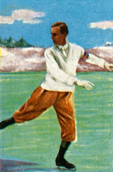 Recreational Pursuit「Swedish Figure Skater Gillis Grafström」:写真・画像(7)[壁紙.com]