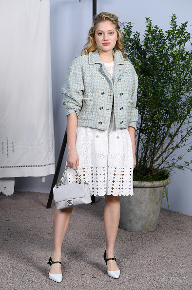 Chanel Jacket「Chanel - Photocall - Paris Fashion Week - Haute Couture Spring Summer 2020」:写真・画像(12)[壁紙.com]