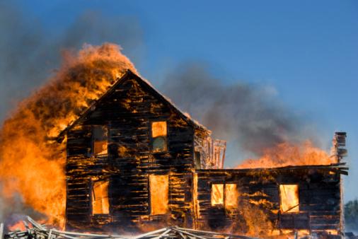 Guidance「House on fire」:スマホ壁紙(10)